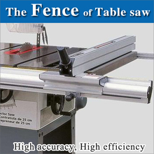 Fence System for table saw Easier to locate Size High efficiency and High accuracy of CNC kit(China (Mainland))