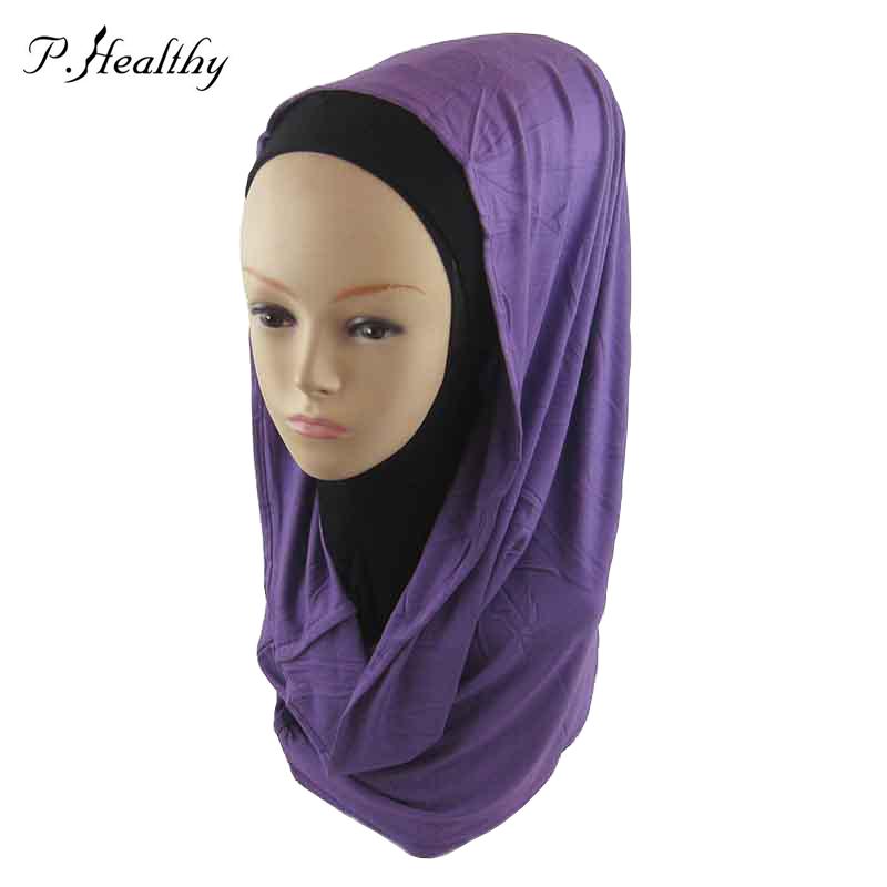 1 Pc Solid Plain Hijab Scarf Fashion Wraps Foulard Viscose Cotton Maxi Shawls Soft Long Islamic Muslim Scarves Hijabs ch030 z35(China (Mainland))