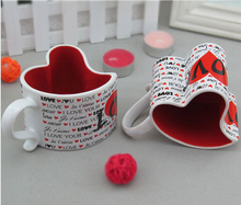 Bone china coffee cup set porcelain lovers cups and mugs ceramic tea cup novelty cup