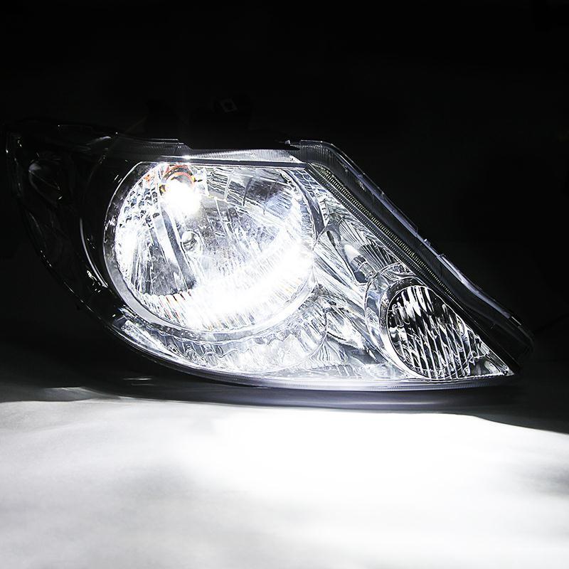 Купить Oslamp H11 СВЕТОДИОДНЫЕ Фары Автомобиля COB 72 Вт Светодиодные Противотуманные Лампы 6500 К 8000lm Авто Фары для Audi/BMW/Ford/Toyota/VW/Honda/Chevrolet