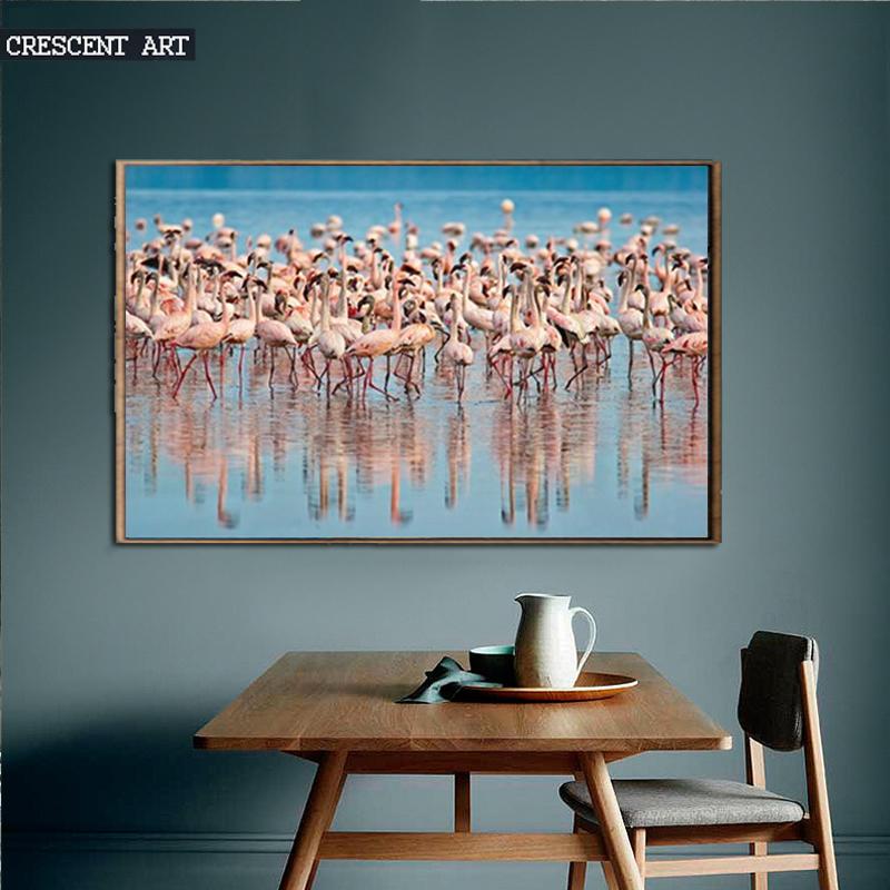 Photos oiseaux sauvages promotion achetez des photos for Decoration murale oiseau 3d