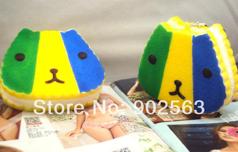 Squishy Tag List : Aliexpress.com : Buy 2014 new arrival tokyo brazil world cup cheer series RARE kapibarasan fans ...