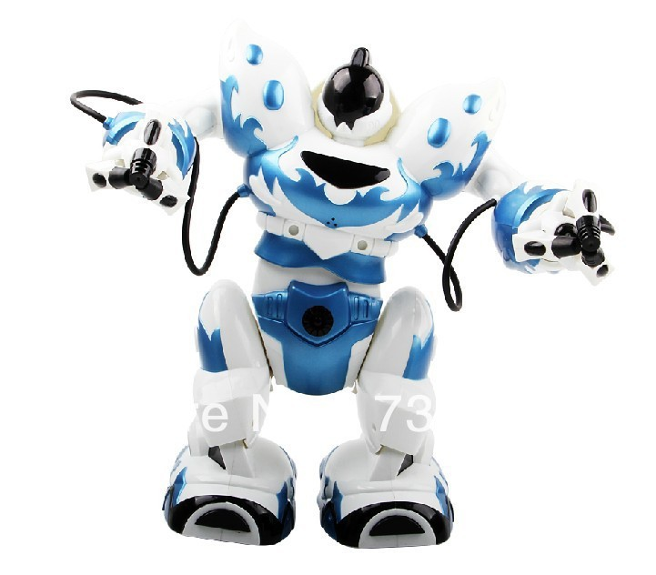 Roboactor Smart Voice Control Remote Control Programmable RC Robot Upgraded Version(China (Mainland))