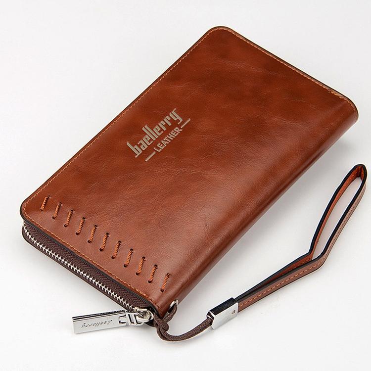 Baellerry деловой мужской клатч кожаный длинный держатель для карт кошелек мужчин 3289938643_1672417541