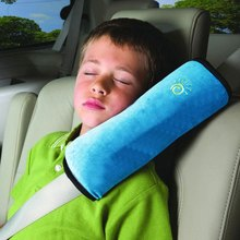 Children Car Seat Belt Support Cover Shoulder Cushion Cotton Harness Pad Soft Sleep Pillow Head Neck Protector for Child Kids(China (Mainland))