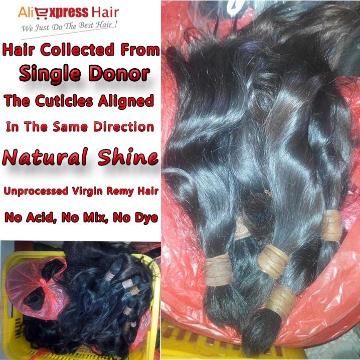 9A Malaysian Virgin Remy Fusion Hair Extensions, U Tip Hair Extensions, Malaysian Remy Human Hair Keratin Hair Extension