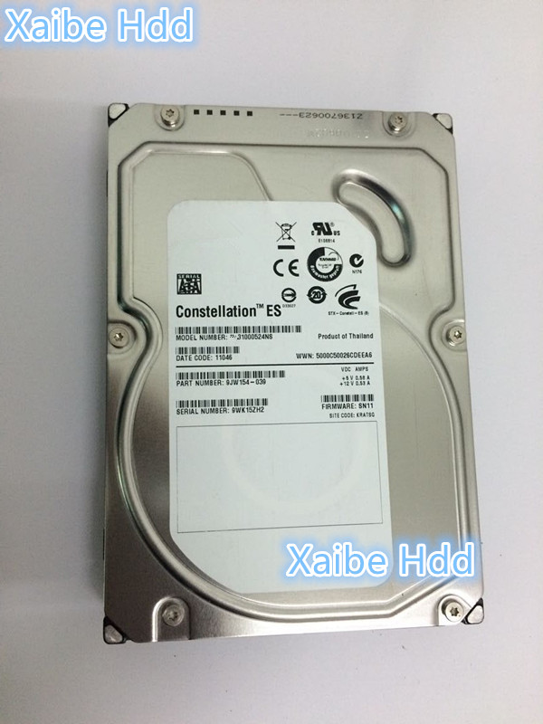 Constellation ES Enterprise 3.5inch 1TB 7200rpm 32MB SATA Hard Drive for CCTV WITH FREE SHIPPING(China (Mainland))