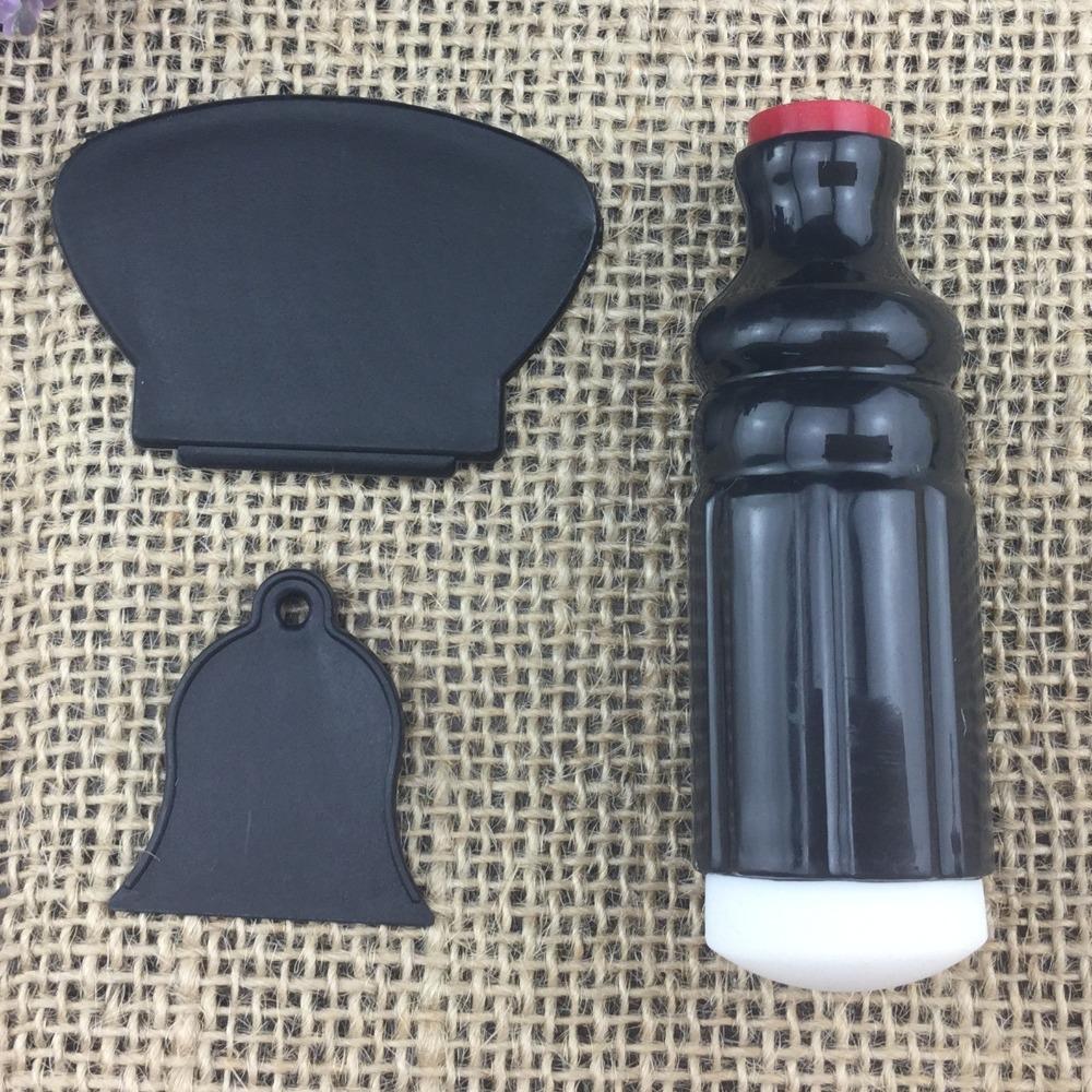1PC DIY Polish Nail Art Stamping Plate Kits Nail Art Stamper Scraper Tool Transports Manicure Template Paint Stencils(China (Mainland))