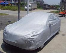 Мульти-размер полный обложка автомобилей дышащий водонепроницаемый крытый щит S / M / L для выбора