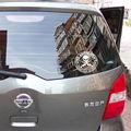 Pop 2ND AMENDMENT GUN vinyl decal sticker Truck Diesel car hunting Auto Decor CN