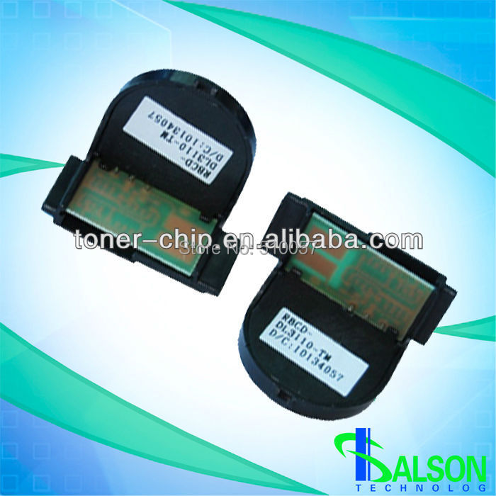 Compatible  toner cartridge reset chip for Dell 3130 laser chips<br><br>Aliexpress