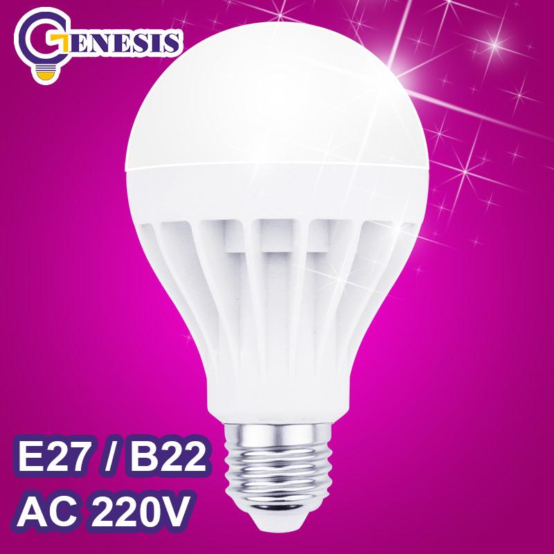 Гаджет  2015 new Led bulb E27 B22 220v 240v 3w 5w7w 9w 12w 15w 20w 30w smd 5730 Led lamps cool Warm White better Energy Saving Light None Свет и освещение