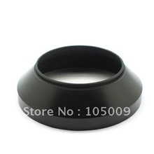 Buy 49 52 55 58 62 67 72 77 82 mm Wide Angle screw mount Metal Lens Hood cover Canon nikon sony pentax olympus camera for $2.95 in AliExpress store