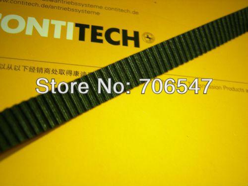 Free Shipping10pcs 232 GT2 6 3d printer belt closed loop rubber GT2 timing belt 232 GT2