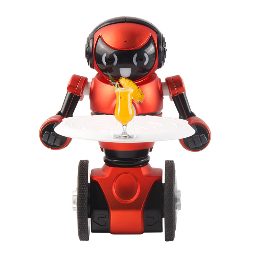 hot 2016 RC Robot WLtoys F1 Intelligent Robot with G-Sensor Automatic Avoidance RC Toy Baby Children Boys Gifts Free shipping(China (Mainland))