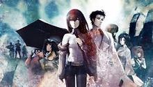 Free shipping New Steins Gate Japan Anime Silk Poster Wall Decor 35×20″ SG38
