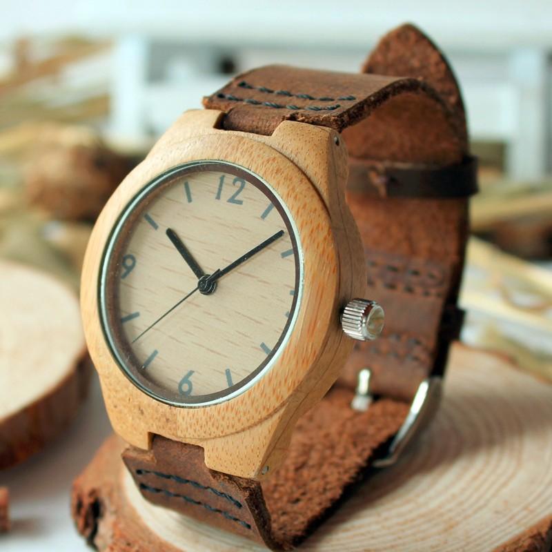 aliexpress buy 2014 japanese 2035 movement bamboo