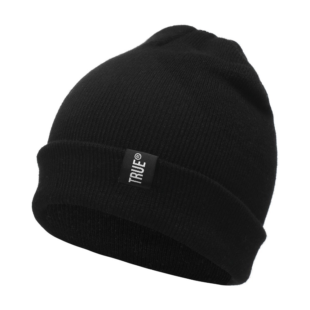 Letter-True-Casual-Beanies-for-Men-Women-Fashion-Knitted-Winter-Hat-Solid-Color-Hip-hop-Skullies (1)