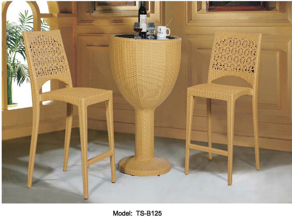 rattan gartenmobel tisch und stuhle interessante ideen f r die gestaltung von. Black Bedroom Furniture Sets. Home Design Ideas