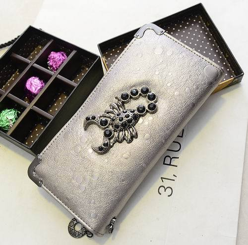 High Quality 2015 NEW fashion leather long wallets women wallet ladies' purse bag handbag card pack wallets wholesale free ship(China (Mainland))