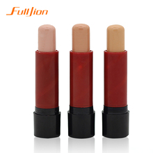 1pcs Concealer Bronzers Highlighter Stick Hide Blemish Anti Contour Shadow Long Lasting Foundation powder For Face Makeup(China (Mainland))