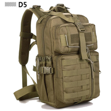 Outdoor Military Tactical Backpack Molle System Bag 3 day Life Saver Bug Out Bag Survival SWAT
