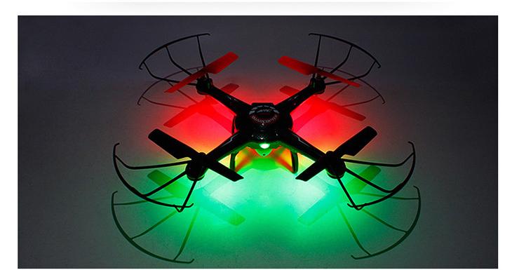 Original JJRC V686G FPV Drone Quadcopter with HD Camera RTF 2 4GHz Real Time Transmission Headless