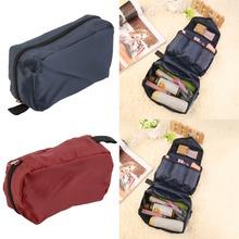 Portable Travel Kit Cosmetic Makeup Toiletry Wash Organizer Storage Hanging Bag(China (Mainland))