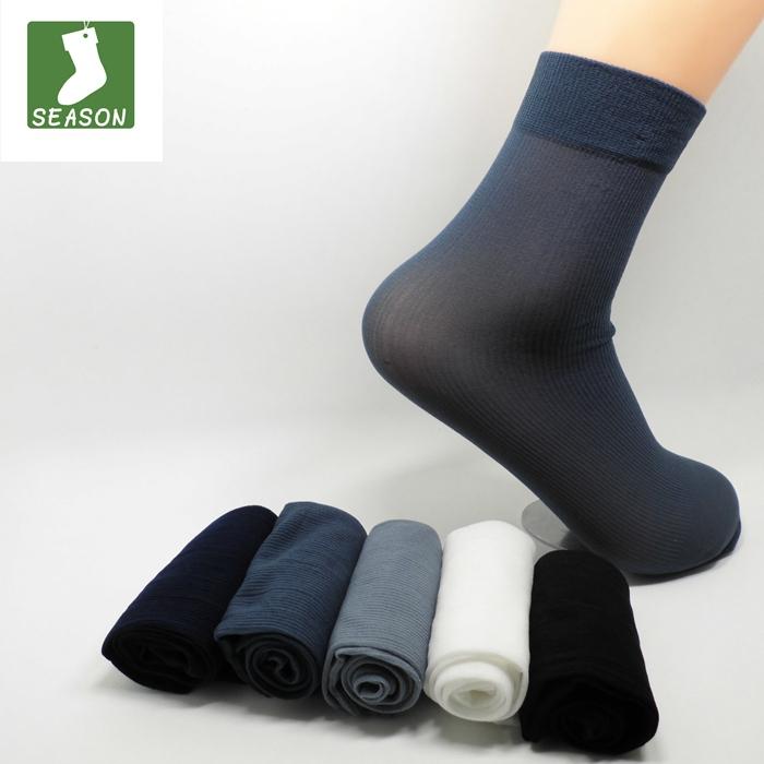 Free Shipping 2015 HOT Mens Socks Ultra thin Male Breathable Socks 1 Pair Male Bamboo Fiber