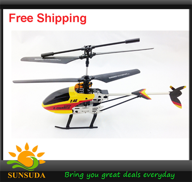 4 Channel Remote Control Helicopter For Apple/Iphone Wifi RC Helicopter With Gyroscope RC Toy Free Shipping