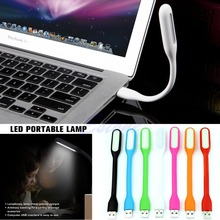 Buy Flexible USB LED Light Lamp Fr Desktop Notebook Keyboard Reading Laptop PC Mini for $1.13 in AliExpress store