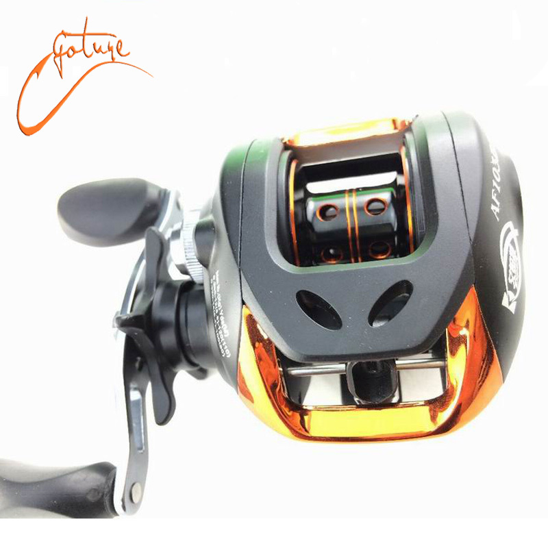 Blue black left right 10 1bb baitcasting fishing reel for How to get free fishing gear