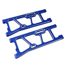 Buy HSP Rc Car Upgrade Parts 085021 Rear Lower Sus.Arm (Al.) 2P 1/8 Scale RC Buggy Truck for $18.49 in AliExpress store
