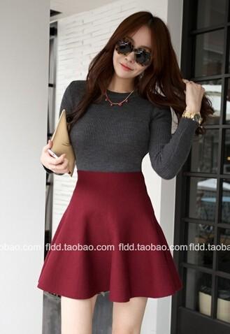 Женская юбка Qimin , 12