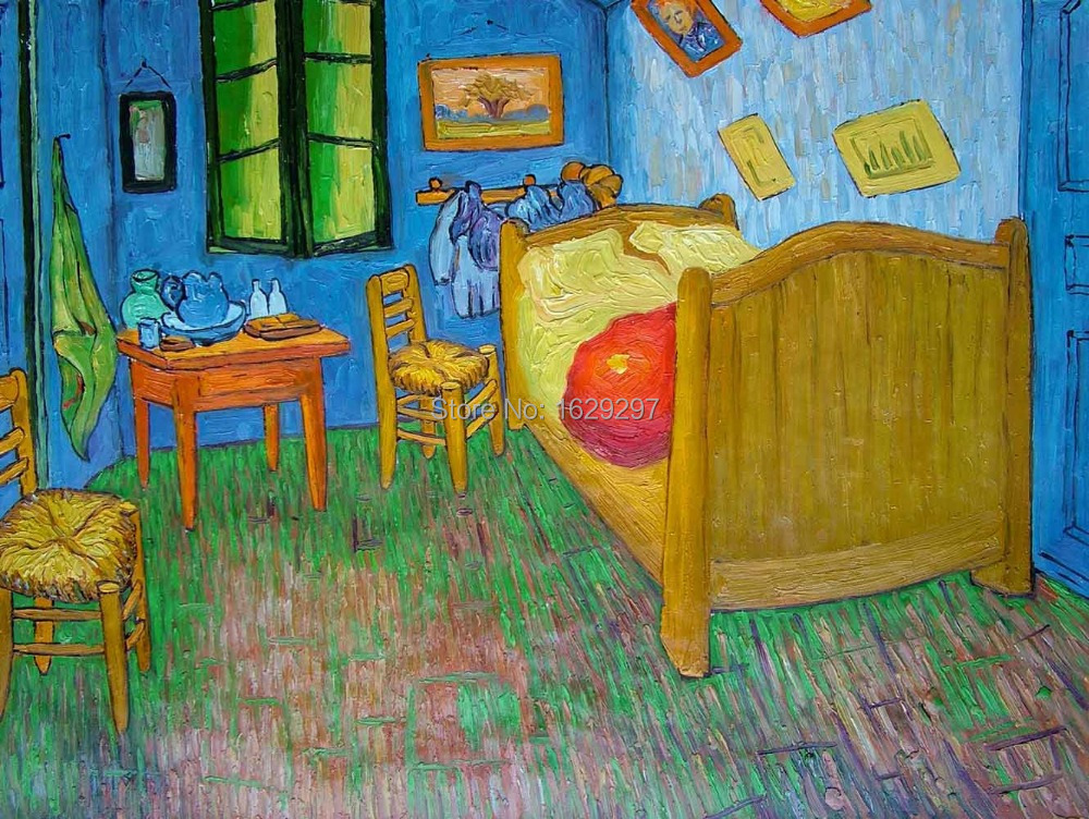 Stunning Camera Da Letto Van Gogh Ideas - Idee Arredamento Casa ...
