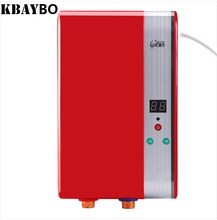 6000W Electric Shower Tankless Water Heater Instant Electric Instantaneous Water Heater Heating Instant Hot Water Heaters(China (Mainland))