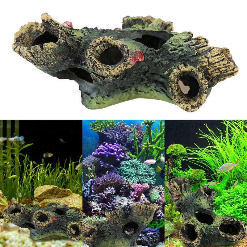 Bois en aquarium r servoir promotion achetez des bois en for Decoration bois flotte aquarium