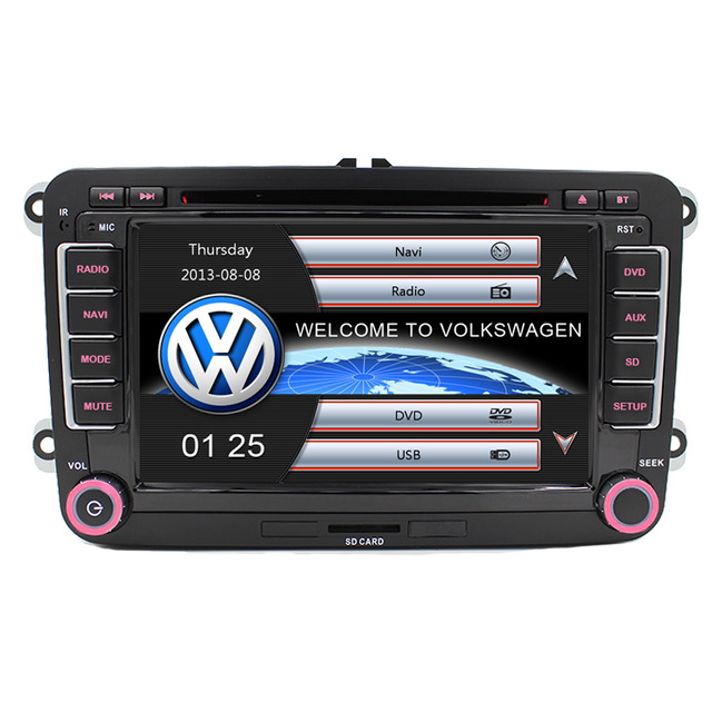 7 inch Car DVD Navigation GPS For VW SCIROCCO T5/TRANSPORTER/BEETLE/BORA Passat B6 2005 2006 2007 2008 2009 2010 2011 2012 2013(China (Mainland))
