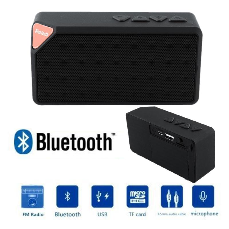 Column bluetooth Portable Bluetooth Speaker Mini Boombox with FM Radio And Flash Dive Mp3 Sound box For Notebook/Mobile Phone(China (Mainland))