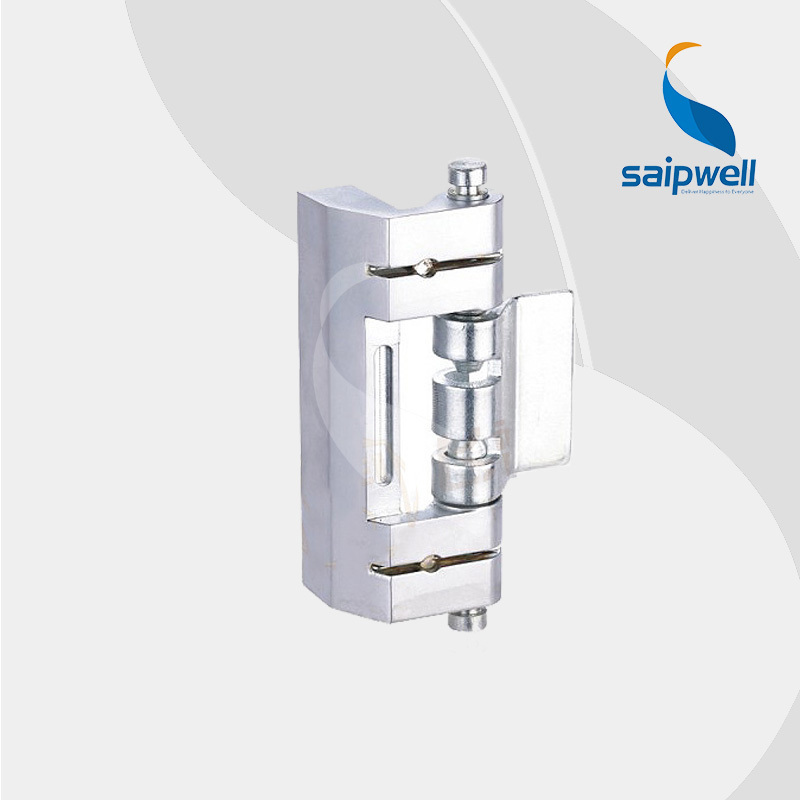 SP201 Matt Finished Zinc Alloy Industrial Enclousre Use Hinge / 2.5KN Hardware Cabient Hinges (5pcs/lot)(China (Mainland))