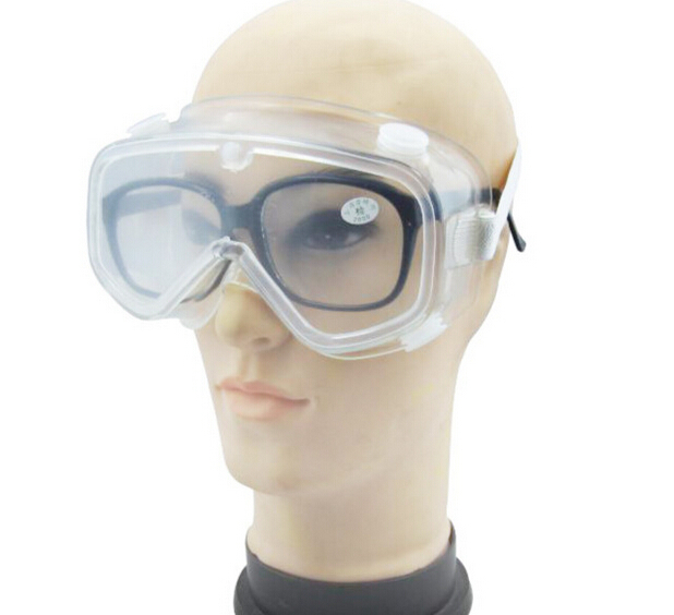 Safety Goggles Protective glasses Anti-dust windproof cycling Wearable Myopia Industry Experiment - Shenzhen Q Star Technology Co., Ltd. store