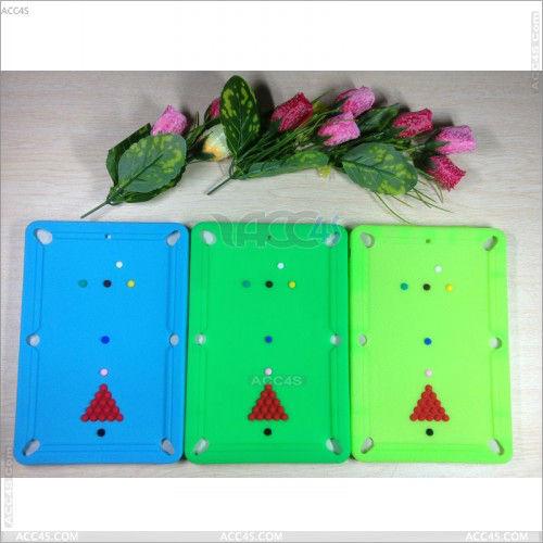 Billiard table Silicone Case Cover for iPad Mini P-IPADMINISC007(China (Mainland))