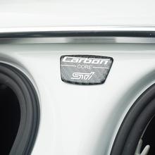 Buy STI sticker B column sticker door edge bumper carbon fiber sticker SUBARU LEGACY Forester Outback Rally WRX WRC Impreza for $7.27 in AliExpress store