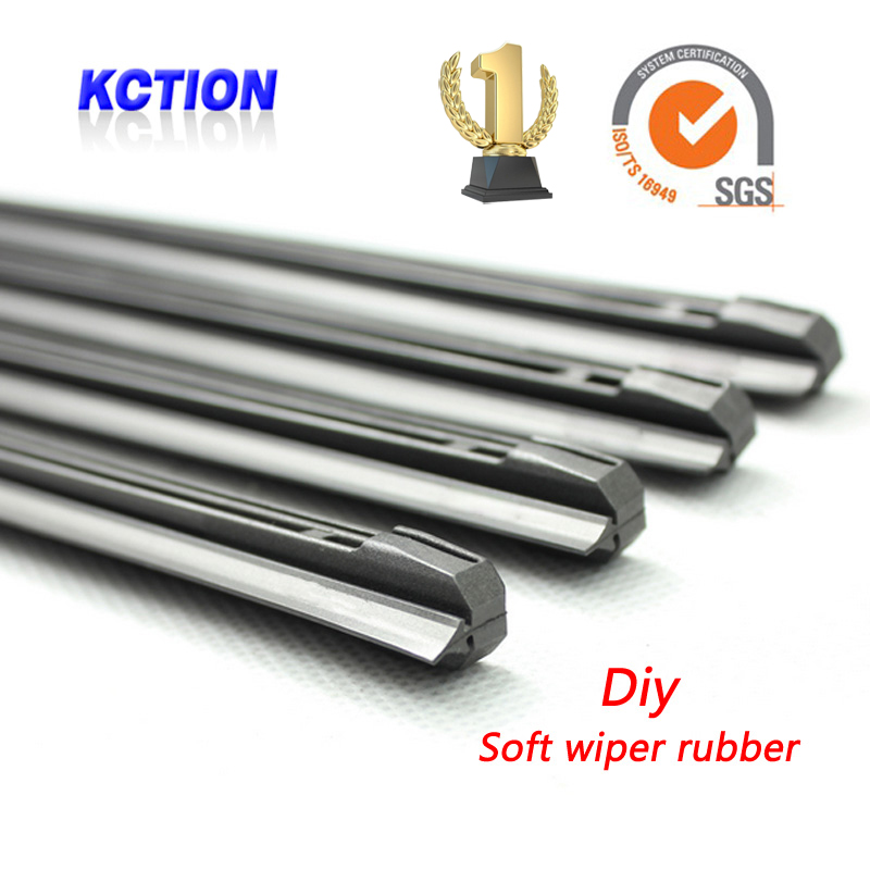 """Diy car wiper blade,Strips wiper blades,Windscreen soft wipers rubber,3 Section Rubber,Size14"""" 16"""" 17"""" 18"""" 19""""20""""21"""" 22"""" 24"""" 26""""(China (Mainland))"""