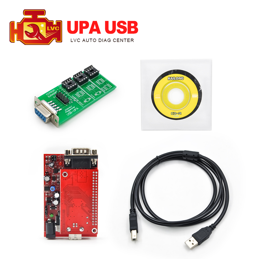 2016 Hot selling New UPA USB Programmer for 2013 Version Main Unit for Sale UPA-USB V1.3 ECU Chip Tuning Tool free shipping(China (Mainland))
