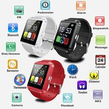 Bluetooth Smartwatch Sport Smart Watch for iPhone 6 / Plus / 5S Samsung S6 S5 S4 Note 3 HTC Android Smartphones Android Wear