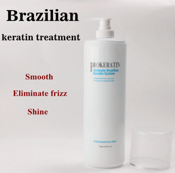 750MLBrazilian Keratin Treatment straightening hair product  free shipping<br><br>Aliexpress