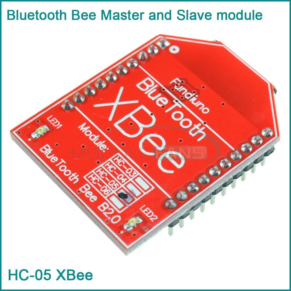 Гаджет  for Ar Bluetooth Bee Master and Slave module HC-05 with Bluetooth XBee bee None Электронные компоненты и материалы