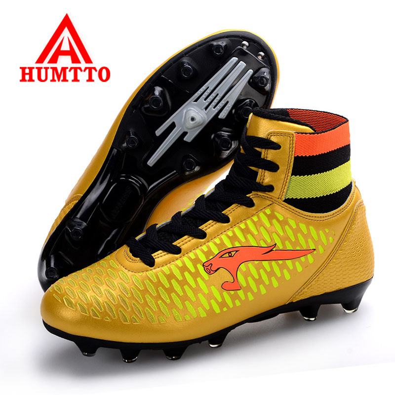 2016 New arrival men soccer shoes high quality men football boots brand designer Children outdoor football boots soccer cleats(China (Mainland))