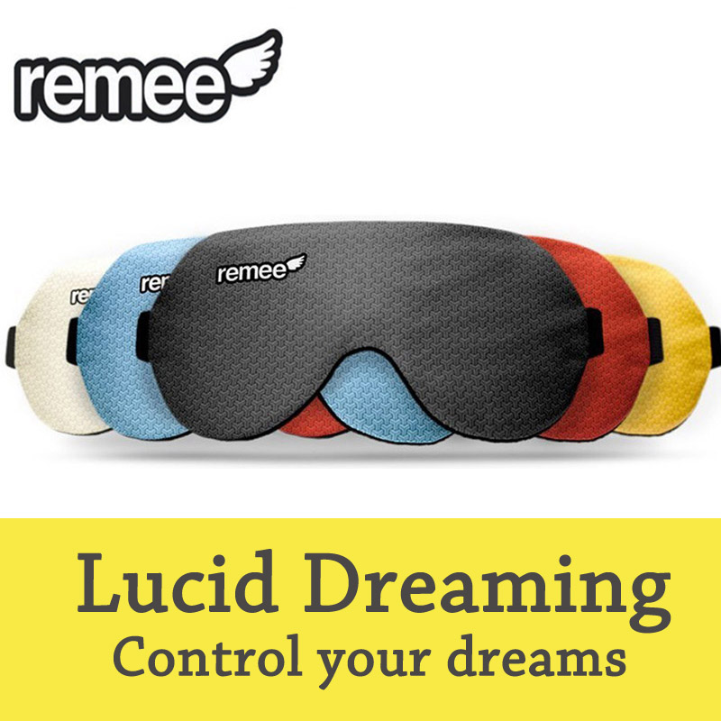 2016 Newest Remee Smart glasses patch Men and women sleep  patch A lucid dream i